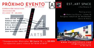 CARÁTULA - Est_Art-SEVEN 4 ARTS-A PLACE FOR ARTS