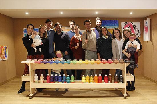 Clases de pintura y dibujo en Madrid para adultos